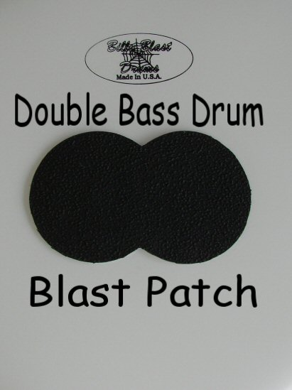 Double Bass Drum Blast Patch